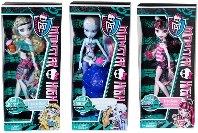 monster high puppen spiele